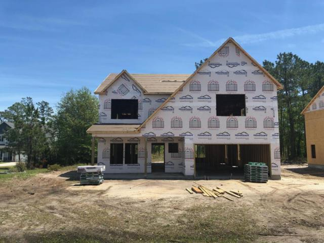 240 E Ivybridge Drive, Hubert, NC 28539 (MLS #100093848) :: Berkshire Hathaway HomeServices Prime Properties