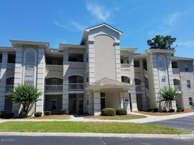 908 Resort Circle #606, Sunset Beach, NC 28468 (MLS #100094639) :: SC Beach Real Estate