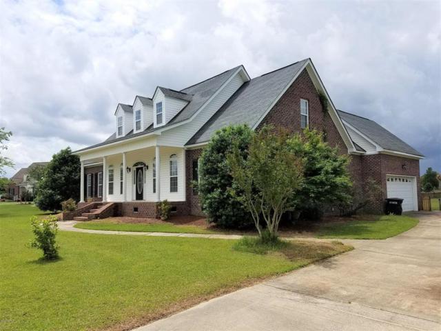 2580 River Oak Drive, Greenville, NC 27858 (MLS #100094719) :: RE/MAX Essential