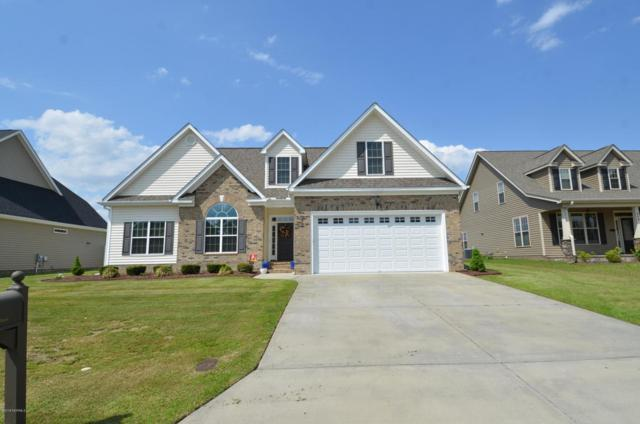 808 Megan Drive, Greenville, NC 27834 (MLS #100094729) :: Century 21 Sweyer & Associates