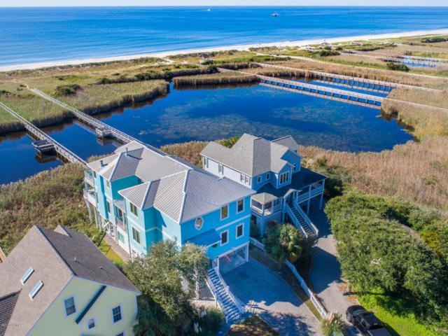 6705 Loggerhead Court, Oak Island, NC 28465 (MLS #100095145) :: The Oceanaire Realty