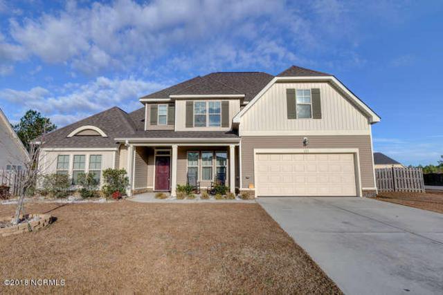 121 Pamlico Drive, Holly Ridge, NC 28445 (MLS #100095146) :: The Keith Beatty Team