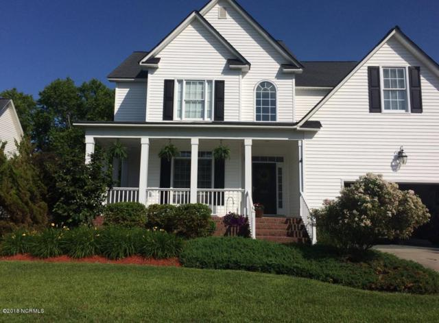 1809 Rondo Drive, Greenville, NC 27858 (MLS #100095542) :: RE/MAX Essential