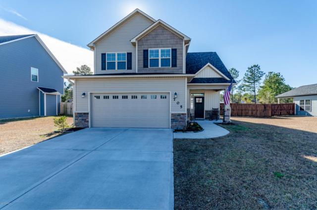 705 Ashley Meadow Lane, Jacksonville, NC 28546 (MLS #100096525) :: RE/MAX Essential