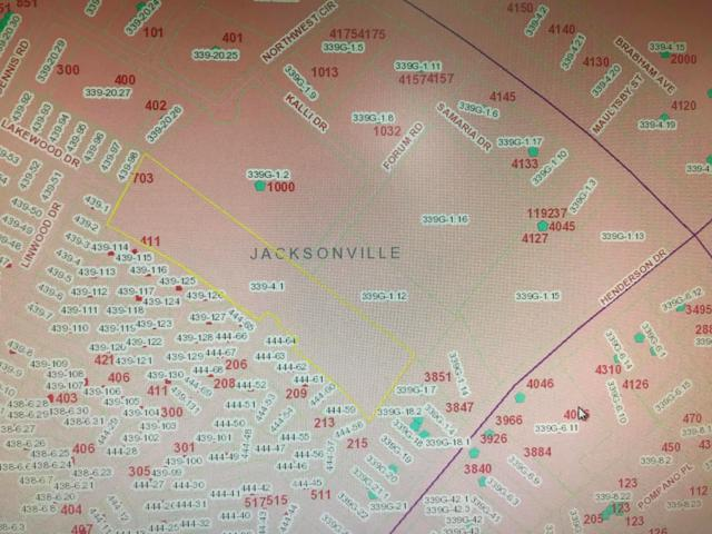 7 Gum Branch Road, Jacksonville, NC 28540 (MLS #100096563) :: Coldwell Banker Sea Coast Advantage