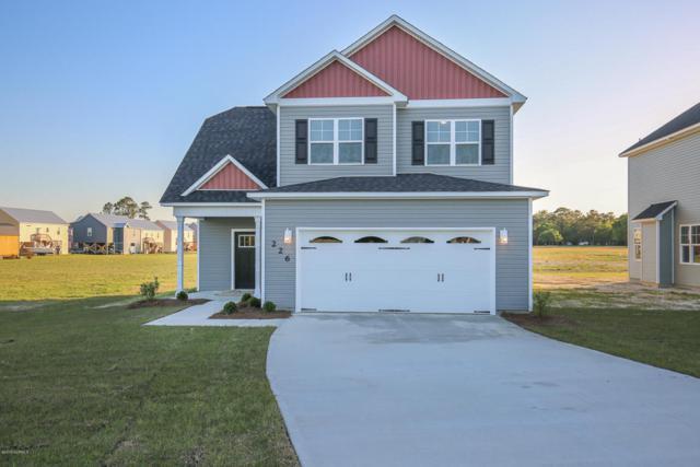 226 Shell Rock Landing Road, Hubert, NC 28539 (MLS #100097375) :: Terri Alphin Smith & Co.