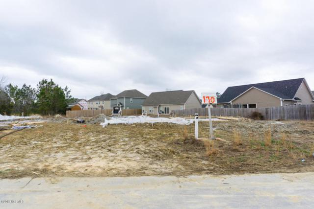 525 New Hanover Trail, Jacksonville, NC 28546 (MLS #100097714) :: RE/MAX Essential