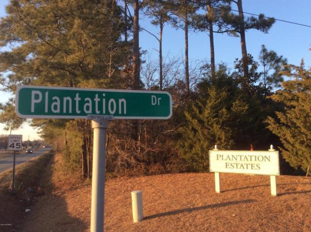283 Plantation Drive, Swansboro, NC 28584 (MLS #100097877) :: Century 21 Sweyer & Associates