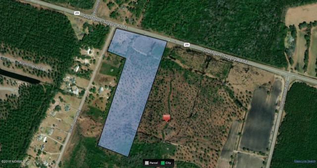 0 Southport-Supply Rd Road SE, Bolivia, NC 28422 (MLS #100098108) :: Century 21 Sweyer & Associates
