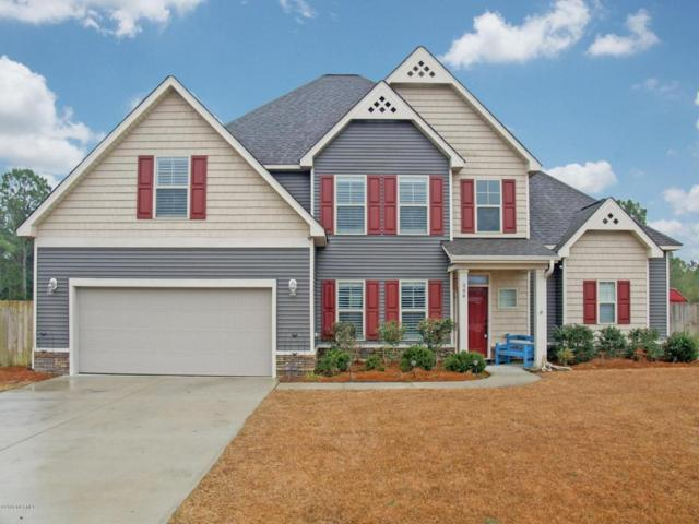 306 Plymouth Lane, Holly Ridge, NC 28445 (MLS #100098346) :: The Oceanaire Realty