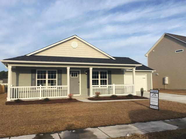 204 Bungalow Drive, New Bern, NC 28562 (MLS #100099329) :: The Oceanaire Realty