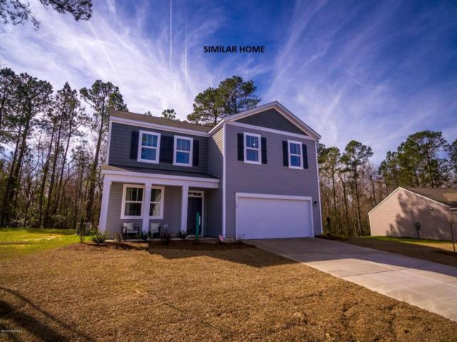 115 Tralee Place Lot 40, Holly Ridge, NC 28445 (MLS #100099881) :: RE/MAX Essential