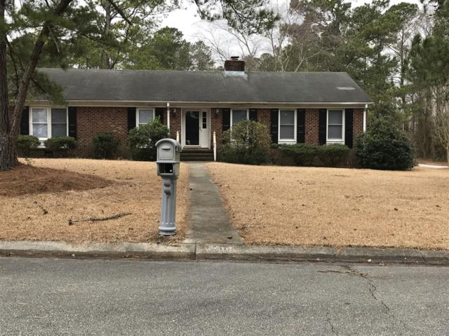 3010 Camelot Drive, Kinston, NC 28504 (MLS #100099991) :: The Keith Beatty Team