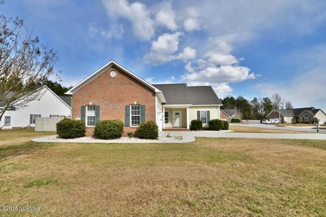 101 Dellview Court, Jacksonville, NC 28540 (MLS #100100167) :: Century 21 Sweyer & Associates