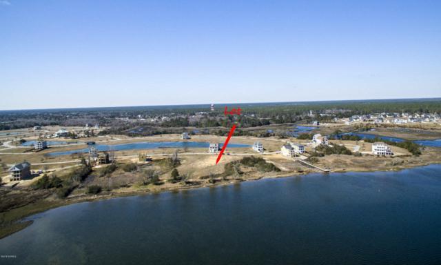 723 Cannonsgate Drive, Newport, NC 28570 (MLS #100100282) :: David Cummings Real Estate Team