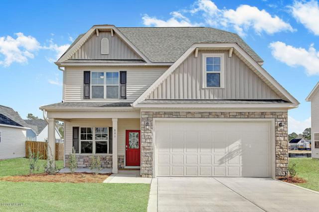 895 Heart Wood Loop Road SE, Leland, NC 28451 (MLS #100100676) :: Century 21 Sweyer & Associates