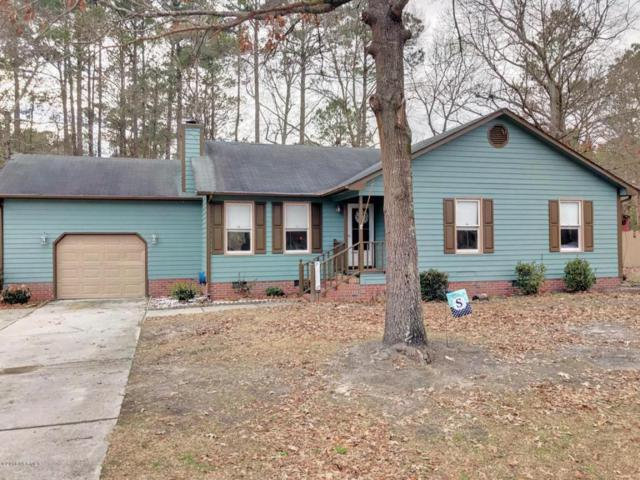 1138 Lakeview Avenue, Richlands, NC 28574 (MLS #100101085) :: Harrison Dorn Realty