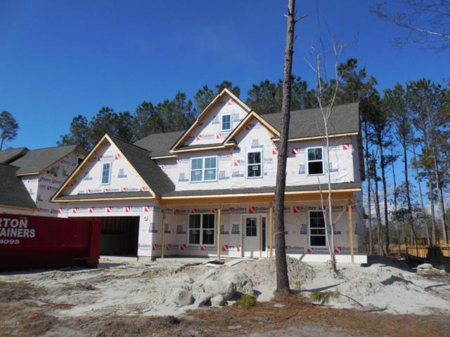 103 E Goldeneye Court, Sneads Ferry, NC 28460 (MLS #100101197) :: RE/MAX Essential