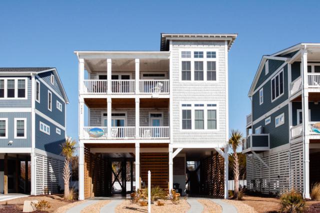 6908 E Beach Drive, Oak Island, NC 28465 (MLS #100101301) :: The Oceanaire Realty