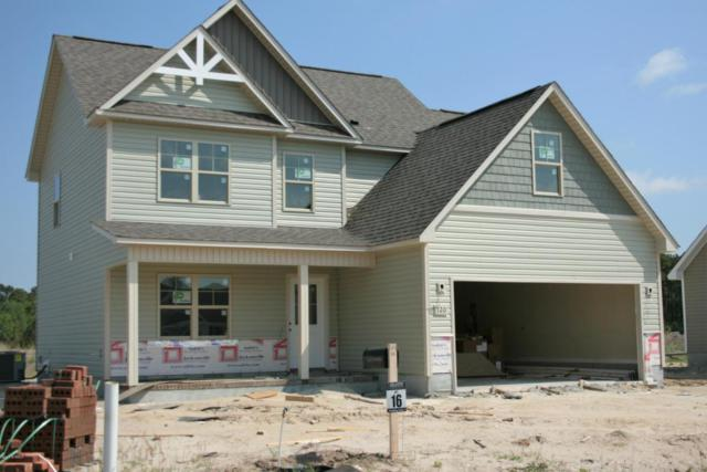 120 Sonia Drive, Hubert, NC 28539 (MLS #100101595) :: RE/MAX Elite Realty Group