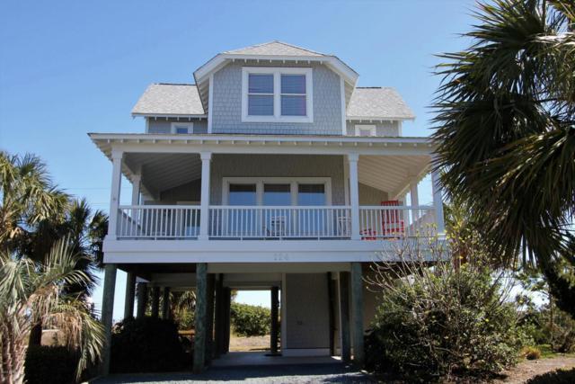 124 Seaside Lane, North Topsail Beach, NC 28460 (MLS #100101811) :: RE/MAX Essential