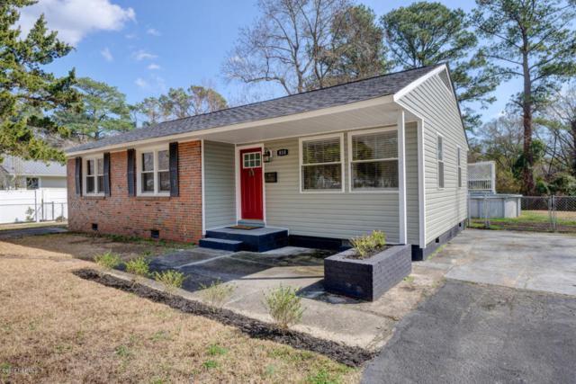 810 Davis Street, Jacksonville, NC 28540 (MLS #100102170) :: The Keith Beatty Team