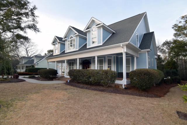 6224 Pebble Shore Lane, Southport, NC 28461 (MLS #100102230) :: The Oceanaire Realty