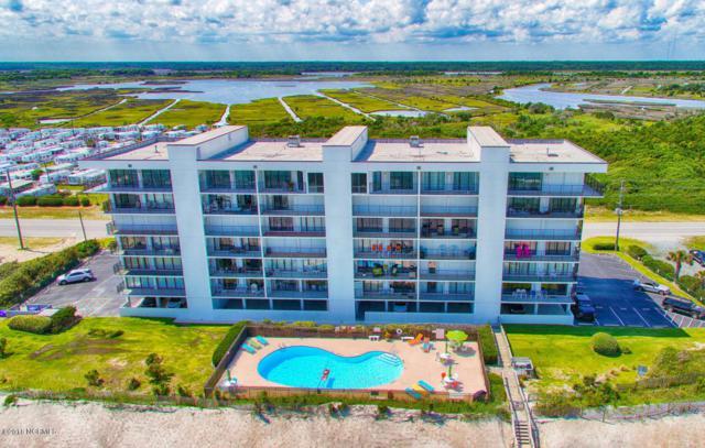 4110 Island Drive #106, North Topsail Beach, NC 28460 (MLS #100102625) :: David Cummings Real Estate Team
