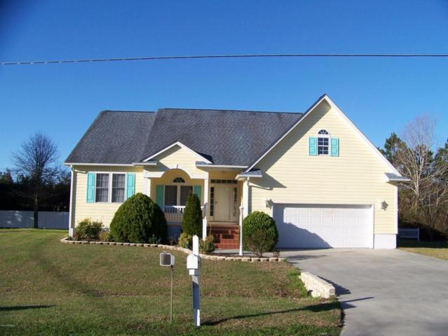 125 Pearl Drive, Beaufort, NC 28516 (MLS #100102678) :: Harrison Dorn Realty