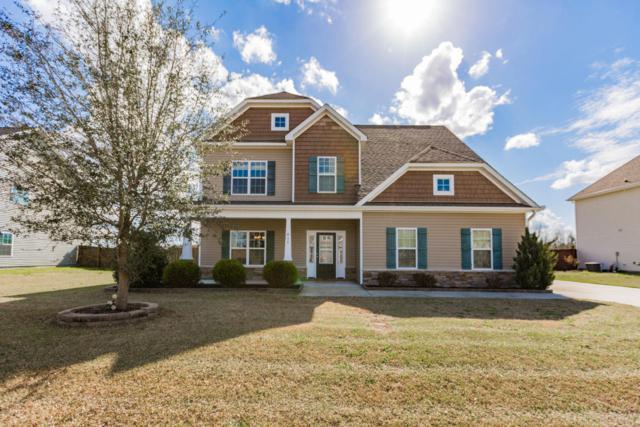 415 Fawns Creek Chase, Jacksonville, NC 28540 (MLS #100102739) :: Harrison Dorn Realty