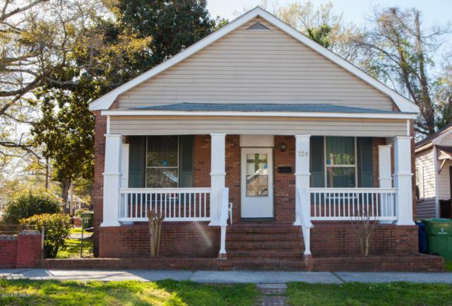 124 S 11th Street, Wilmington, NC 28401 (MLS #100103035) :: Courtney Carter Homes