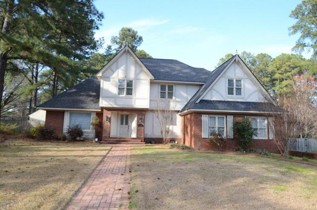 2000 Garrett Drive NW, Wilson, NC 27896 (MLS #100103046) :: RE/MAX Elite Realty Group