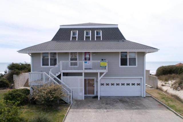 7313 Ocean Drive, Emerald Isle, NC 28594 (MLS #100103387) :: Donna & Team New Bern