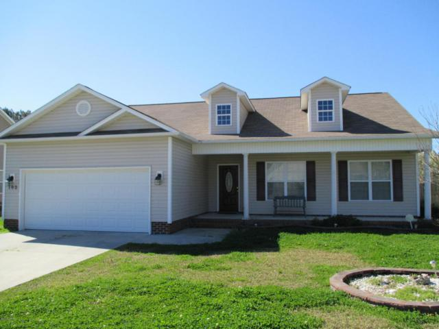 102 Borough Nest Drive, Swansboro, NC 28584 (MLS #100103713) :: Harrison Dorn Realty