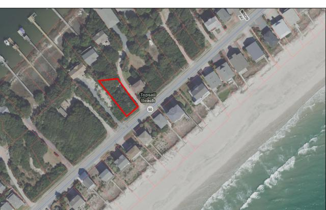 716 N Anderson Boulevard, Topsail Beach, NC 28445 (MLS #100103957) :: Vance Young and Associates
