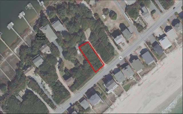 706 N Anderson Boulevard, Topsail Beach, NC 28445 (MLS #100103958) :: The Keith Beatty Team