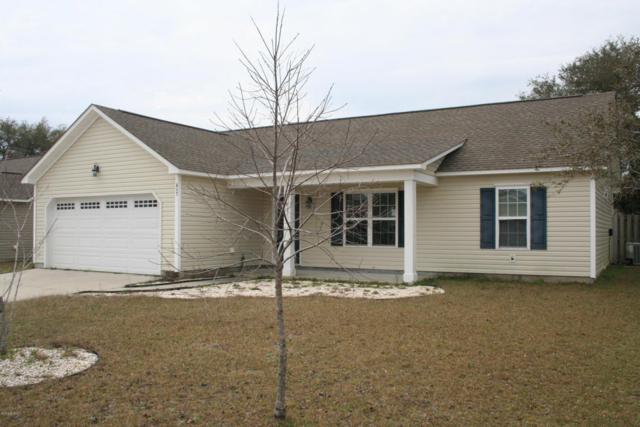 407 Amaryllis, Holly Ridge, NC 28445 (MLS #100104102) :: Harrison Dorn Realty