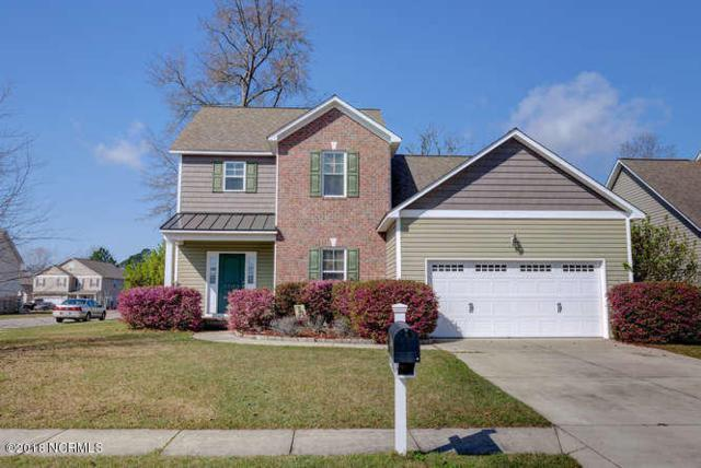 1703 Stones Edge Loop, Wilmington, NC 28405 (MLS #100104448) :: RE/MAX Essential