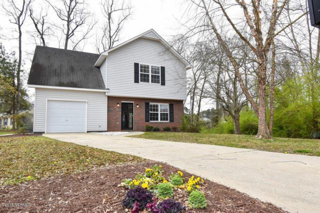 408 Estate Drive, Jacksonville, NC 28540 (MLS #100104748) :: Harrison Dorn Realty