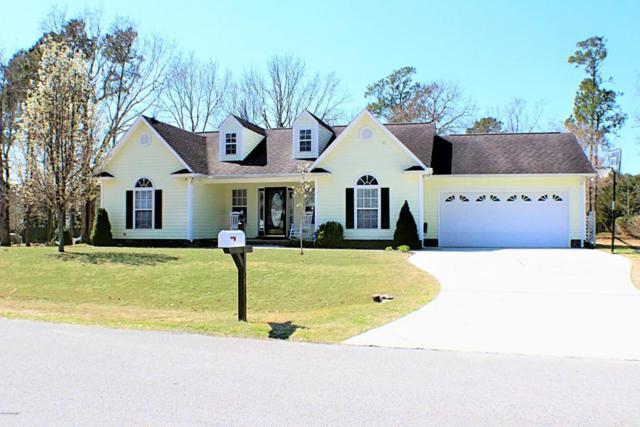 105 Halls Creek Drive, Swansboro, NC 28584 (MLS #100105173) :: Courtney Carter Homes