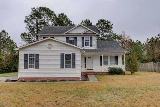758 Jim Grant Avenue, Sneads Ferry, NC 28460 (MLS #100105572) :: Courtney Carter Homes
