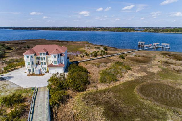 4730 23rd Avenue, North Topsail Beach, NC 28460 (MLS #100105710) :: The Oceanaire Realty