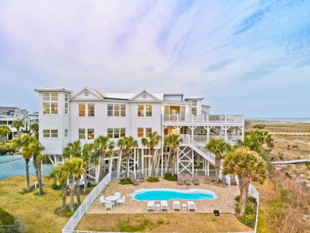 1365 Ocean Boulevard W, Holden Beach, NC 28462 (MLS #100105722) :: The Oceanaire Realty