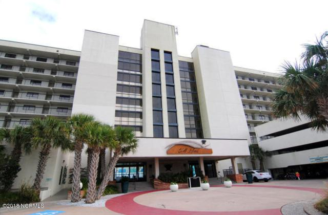 2700 Lumina Avenue #507, Wrightsville Beach, NC 28480 (MLS #100105774) :: Resort Brokerage