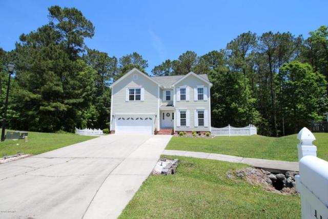 112 Twin Creek Lane, Havelock, NC 28532 (MLS #100105916) :: RE/MAX Essential