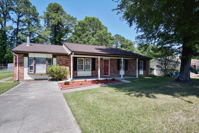 106 Royal Drive, Jacksonville, NC 28546 (MLS #100106376) :: Century 21 Sweyer & Associates
