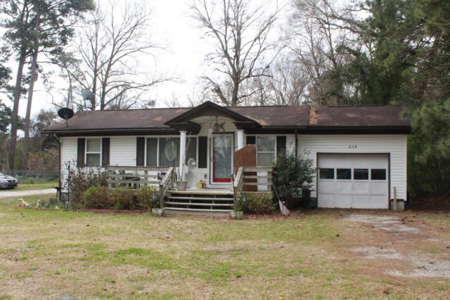 234 Barbara Avenue, Midway Park, NC 28544 (MLS #100107274) :: Harrison Dorn Realty