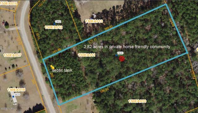 1440 Clearview Road NW, Supply, NC 28462 (MLS #100108061) :: RE/MAX Essential