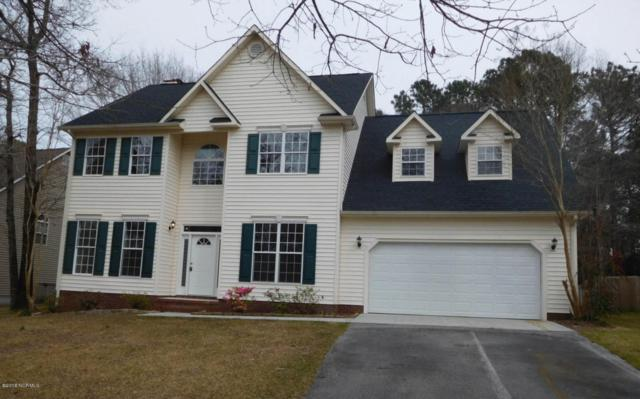 306 Stillwater Cove, Jacksonville, NC 28546 (MLS #100108125) :: The Oceanaire Realty