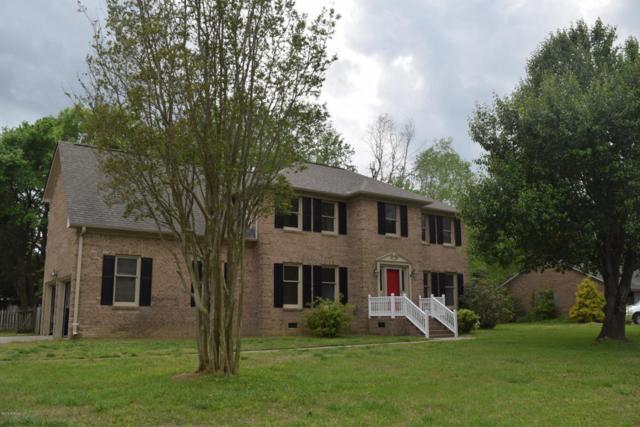1806 Pheasant Rn, Greenville, NC 27858 (MLS #100108550) :: The Keith Beatty Team